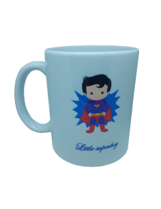 Mug classique little super-boy