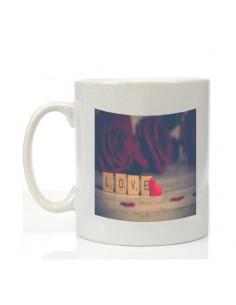 """Mug """"love"""" saint Valentin"""