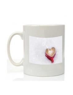 """Mug """"café en cœur"""""""