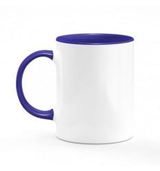 Mug Bleu Personnalisé