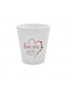 Pot aromatique I love you mom