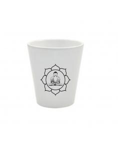 Pot Bouddha fleur de lotus...