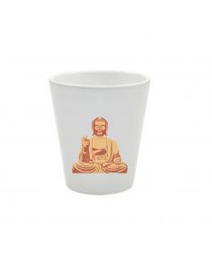 Pot personnalisé de Bouddha
