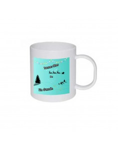 Mug incassable du décor de...