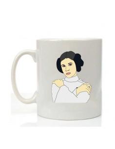 Mug Star Wars princesse Leia